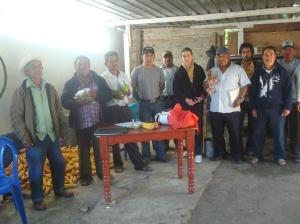 Colectivo de Productores Agroecológicos La Patria