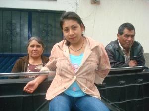 Familia de Abel Flores