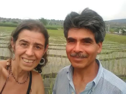 Gra y Benjamín 2016